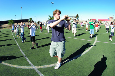 Band Camp SDSU Marching Aztecs