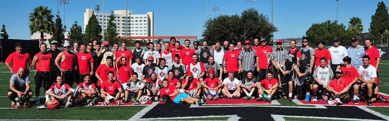 SDSU Mens Lacrosse 2016
