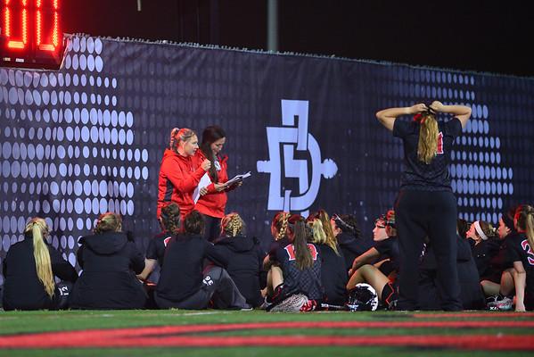 SDSU Women's Lax 2016