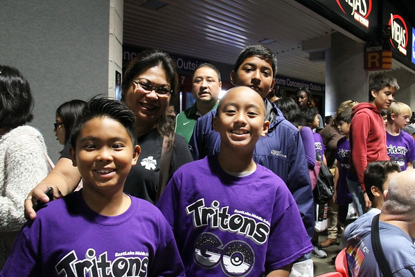 CFS 7th Grade Visit 2016
