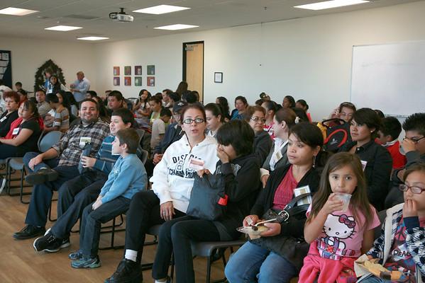 Price Community Scholars 2012