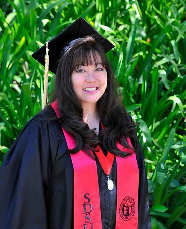 SDSU Nursing Class of Spring 2010