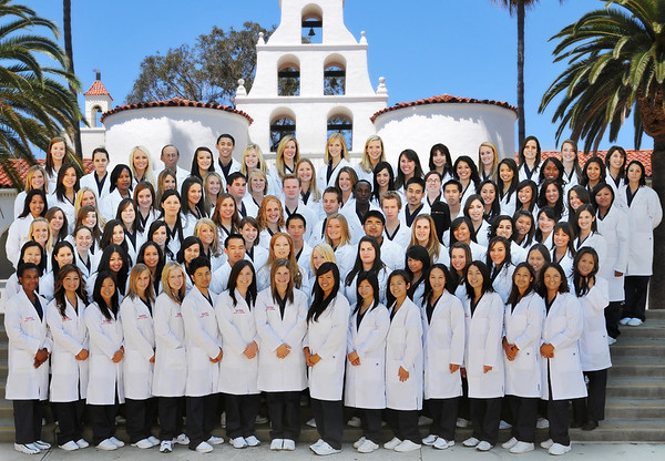 SDSU Nursing Professionalism Ceremony