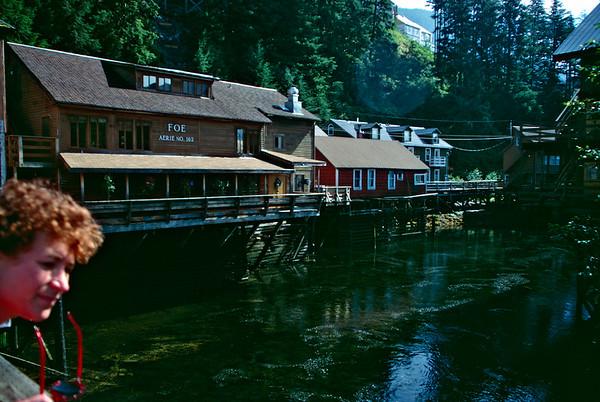 SE Alaska - August 1990
