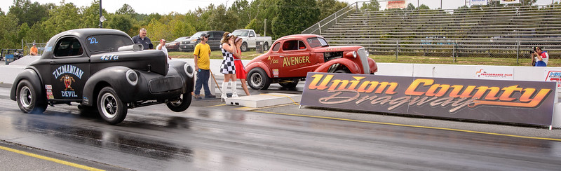 SE  GASSERS at Union Dragway 2015