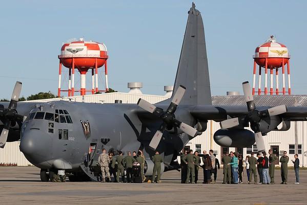 479th Flying Training Group Career Day, NAS Pensacola, 13Nov15