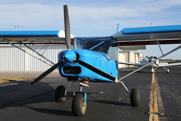 Winchester EAA Fly-In Breakfast, Winchester, 04Oct14