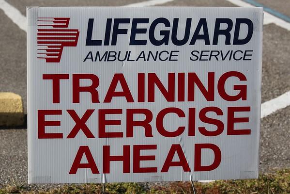 Lifeguard Demonstration, Milton, 17Nov16