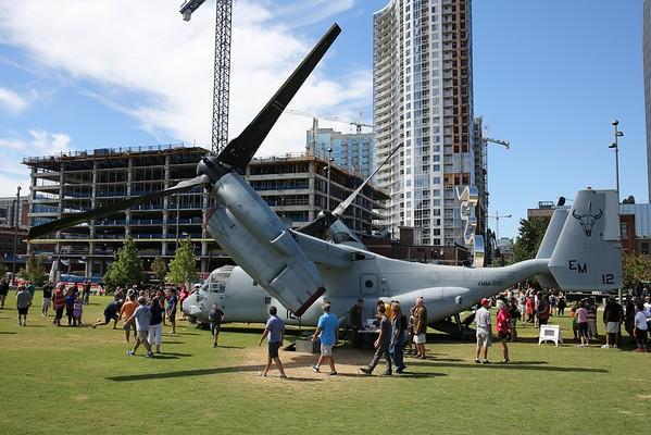 Marine Air-Ground Task Force Demonstration, Nashville, 11Sept16