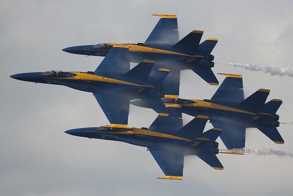 2015 Blue Angels Homecoming Airshow, NAS Pensacola, 06Nov15