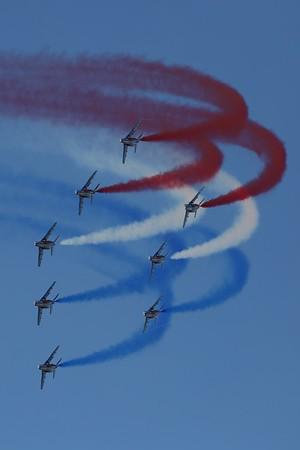 Patrouille de France, Norfolk, 26Apr17
