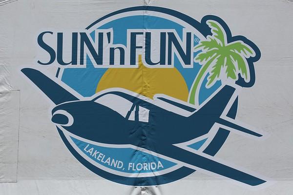 2018 Sun 'n Fun International Fly-In & Expo, 10-15Apr18