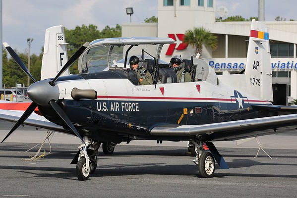 TAW-6 and 479 FTG Off-Station Ops, Pensacola, 05Nov15