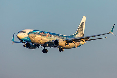 Alaska Airlines Boeing 737-890 N559AS 9-9-20