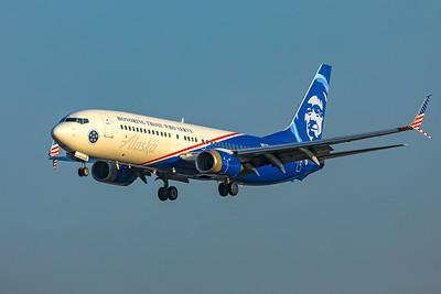 Alaska Airlines Boeing 737-890 N570AS 9-9-20