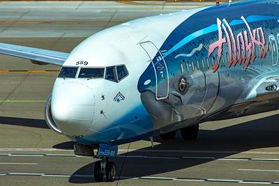 Alaska Airlines Boeing 737-890 N559AS 5-31-21 3