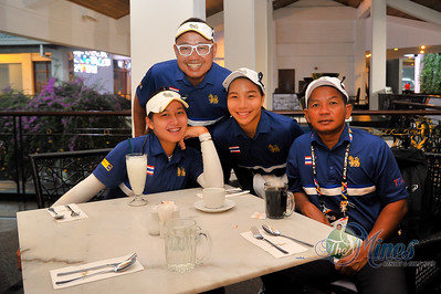 3rd, 4th placing & FINAL MATCHPLAY TEAM EVENT CATEGORY, KL SEA GAMES 2017