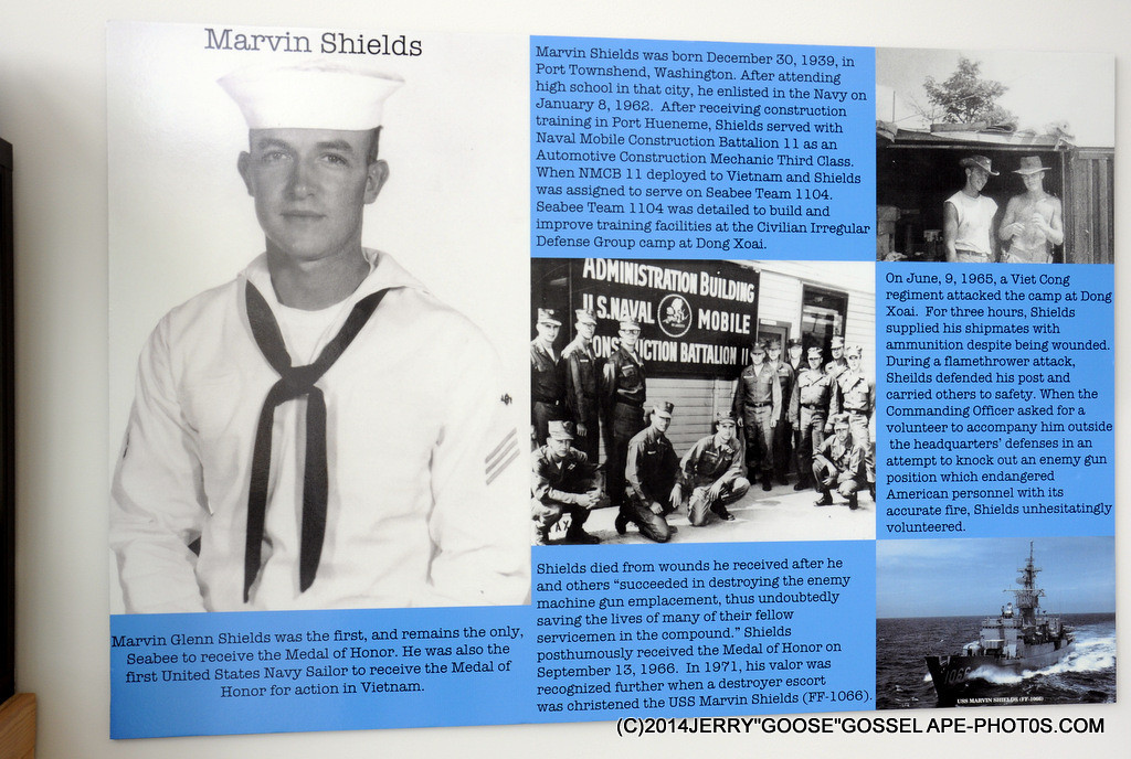 MARVIN SHIELDS, MEDAL OF HONOR