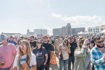 Sea Hear Now festival Day 1 in Asbury Park, NJ on 9/29/18. [DANIELLA HEMINGHAUS | STAR NEWS GROUP]
