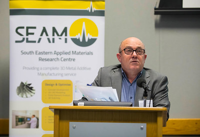 03/03/2017. SEAM 'Design for Manufacture' conference. Picture: Patrick Browne