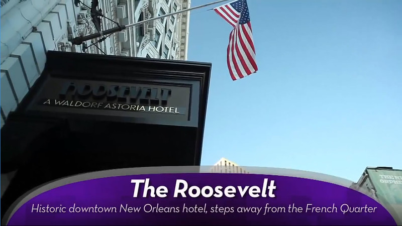The Roosevelt New Orleans Hotel