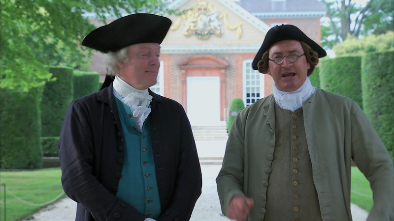 Thomas Jefferson & Patrick Henry, Join us!