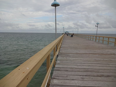Anglin's Pier at Lauderdale-By-The-Sea (GALLERY THUMBNAIL)