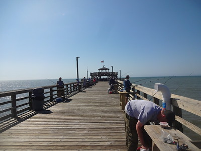 April 22nd, 2017 - Scenery - Cherry Grove Fishing Pier (GALLERY THUMBNAIL)