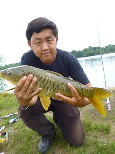 June 17th, 2012 - Fully Scaled Mirror Carp - Cooper River Lake