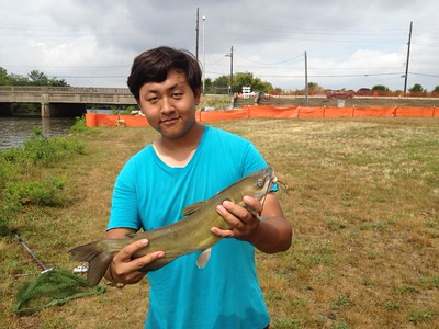July 15th, 2012 - Channel Catfish - Cooper River Lake