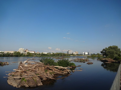 August 25th, 2015 - Scenery - Non-tidal Delaware River (GALLERY THUMBNAIL)