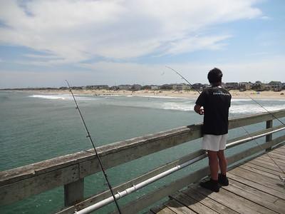 June 21st, 2016 - Scenery - Nags Head Fishing Pier (GALLERY THUMBNAIL)