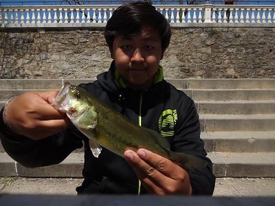 April 25th, 2013 - Largemouth Bass - Schuylkill River
