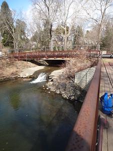 March 14th, 2013 - Scenery - Waterfall at Tookany Creek (FOLDER THUMBNAIL)