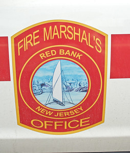 38 Red Bank Fire Marshal's Seal