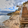 shell beach stairs_3508