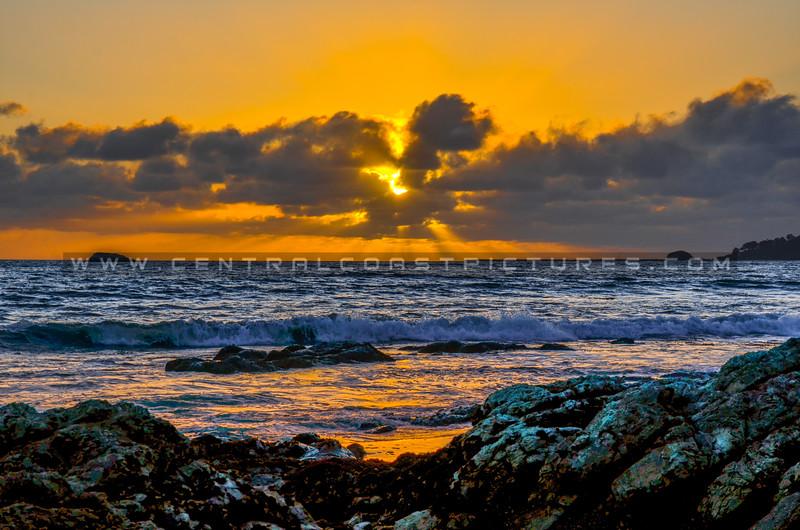 shell beach sunrays-8671