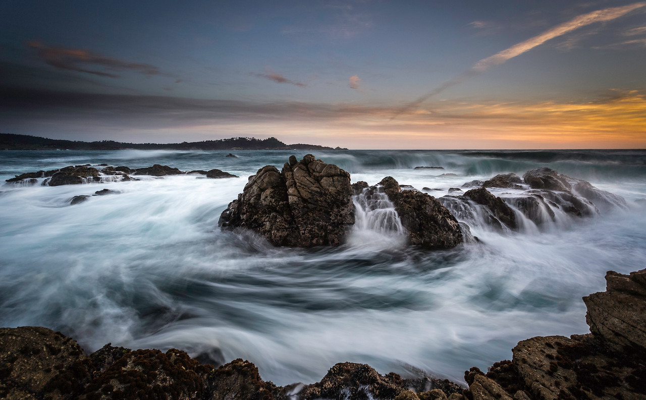 Sweeping Sea and Lobos
