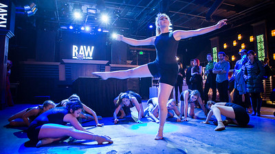 RAW:Seattle presents Holiday RAWk 2015