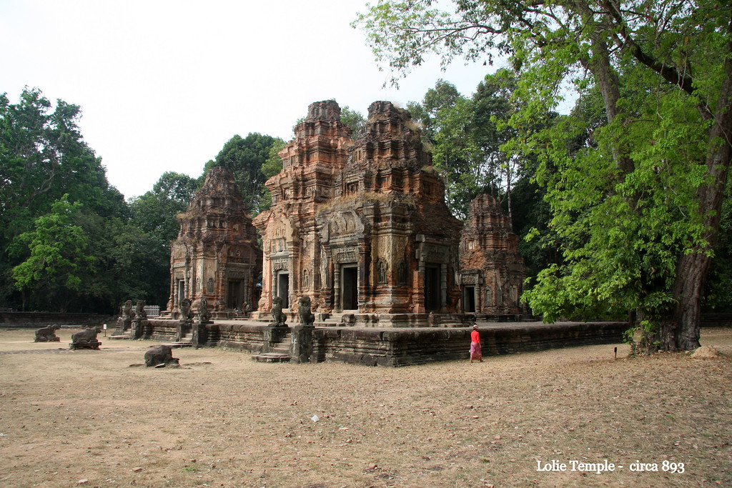 Lolie Temple, Angkor Wat