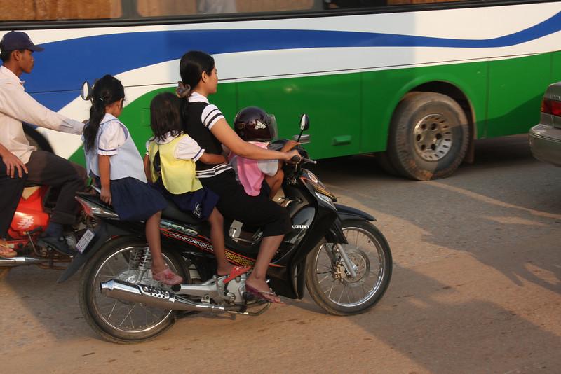Siem Reap, Cambodia, Feb 2009