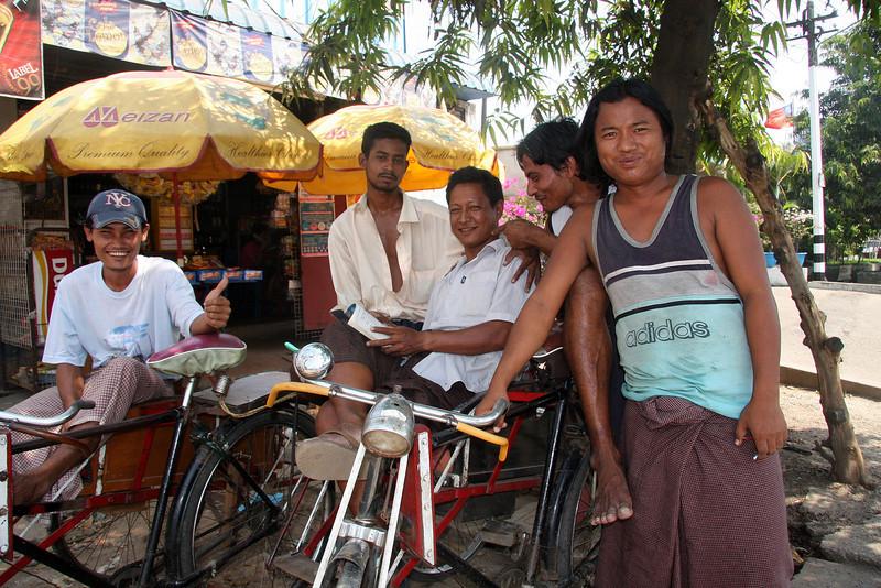 Myanmar,  March 2009 Yangon