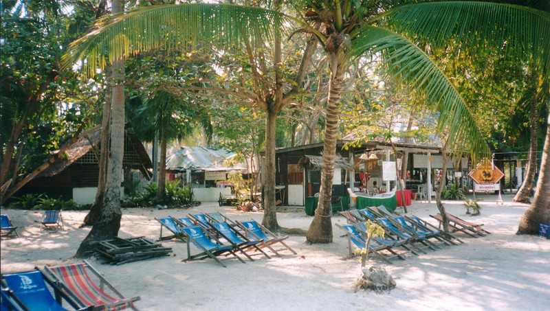 out island destination for complete quiet, Le Meridien Phuket Beach Resort, Patong Beach, 1998
