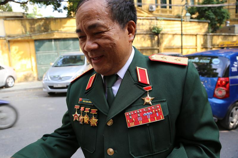 Hao Lo Prison (HaNoi Hilton)  Prison, Old soldier Nov 2013
