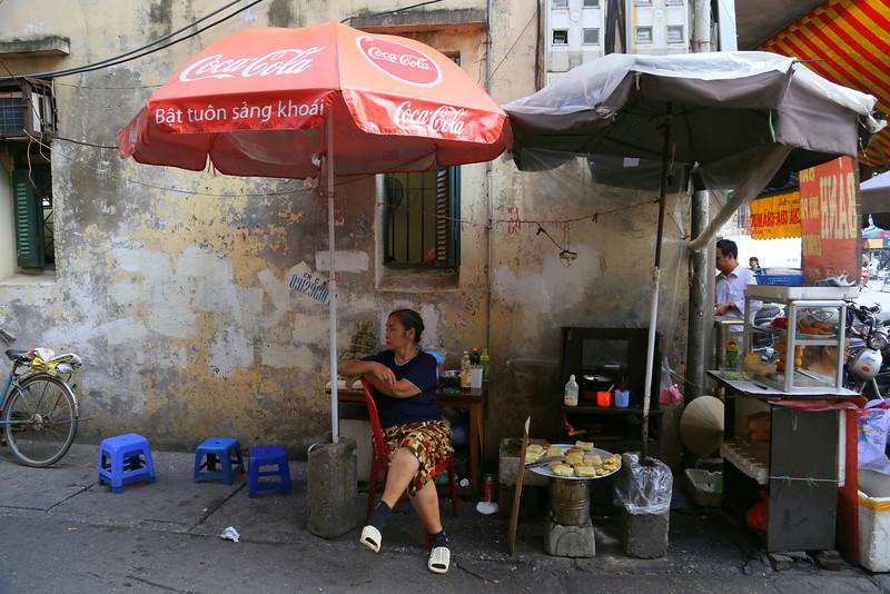 HaNoi street scenes Nov 2013