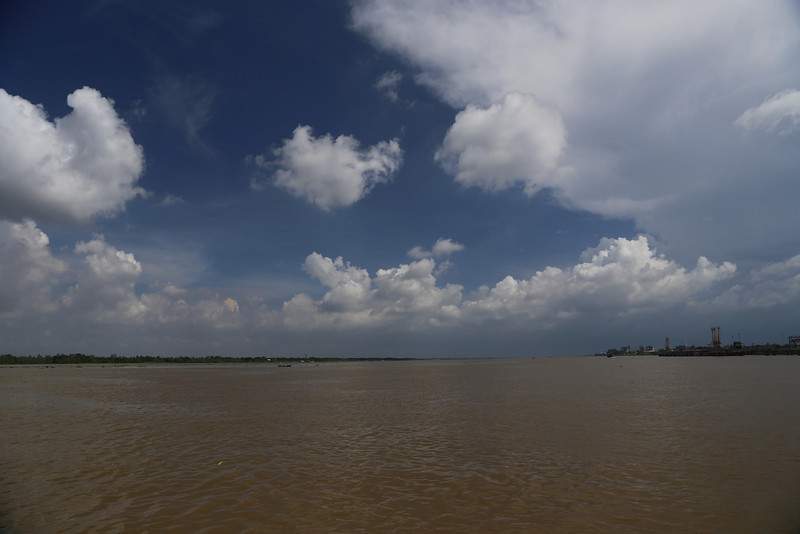 Mekong River Nov 2013