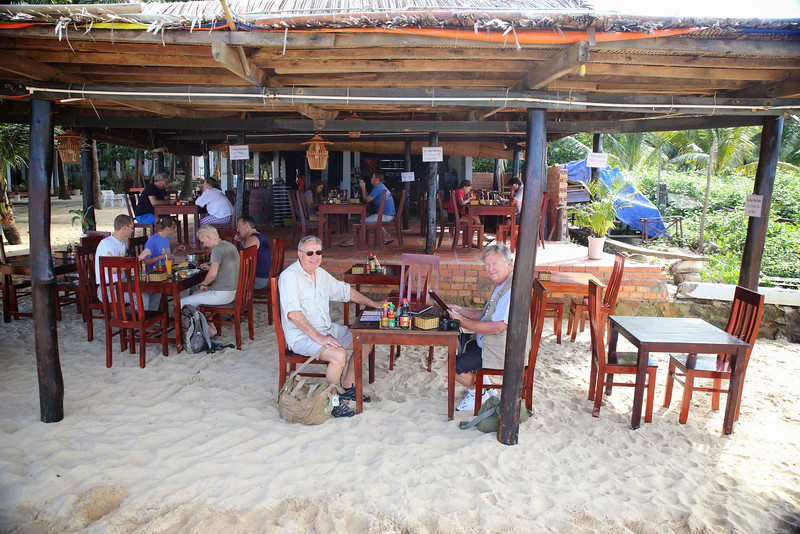 Lien Hien Thanh Family Resort, Long Beach, Phu Quoc Island Nov 2013