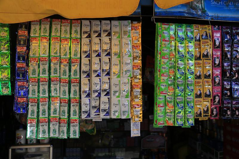 Shampoo, Duong Dong Town, Phu Quoc Island Nov 2013