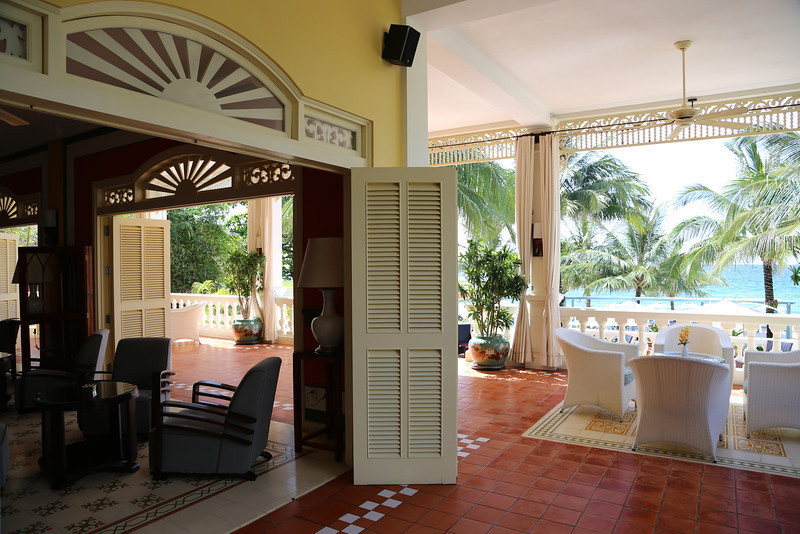 The Veranda Resort ,Long Beach, Phu Quoc Island Nov 2013