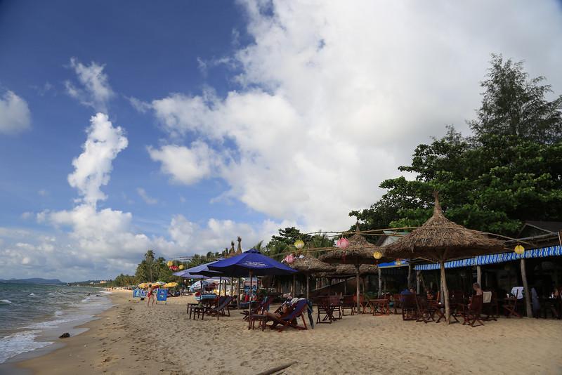 Near Lien Hien Thanh Family Resort, Long Beach, Phu Quoc Island Nov 2013